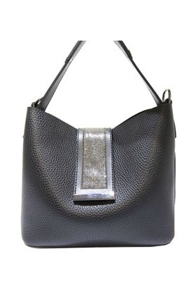 Brs Bags Kadın Omuz ve El Çantası Siyah