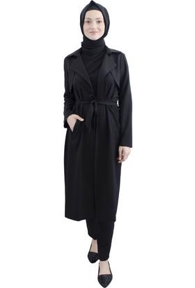 Arda New Line Kadın Siyah Kap 0107114-10.01