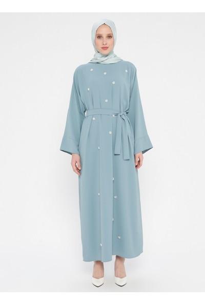 İncili Elbise - Nefti - Tuncay