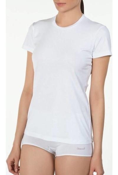 Kom Basic Kısa Kollu T-Shirt 41BA50011