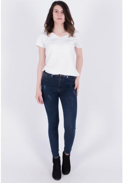 Sam Toni Lacivert Jeans