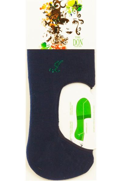 The Don Çetik Kadın Suba Çorap Lacivert