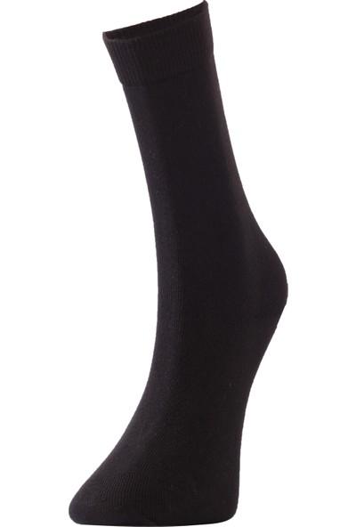 The Don Kadın Termal Çorap Siyah Renk