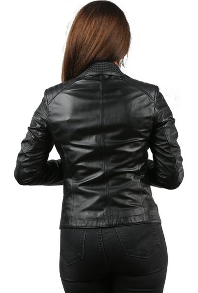 Franko Armondi Melinda Kadın Deri Ceket