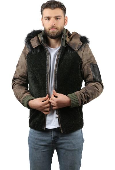 Franko Armondi Astragan Erkek Deri Ceket