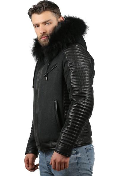 Franko Armondi Dry Wosh Erkek Deri Ceket