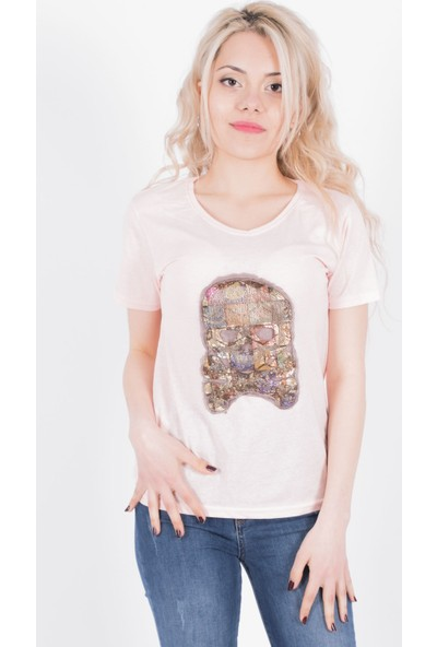 Sam Toni Voltage Pudra T-Shirt
