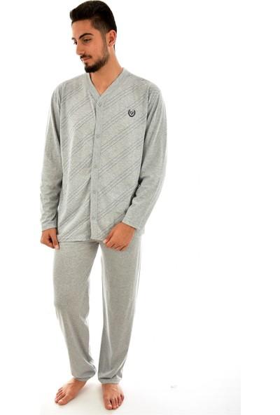Falkom Uzun Kol Pijama Takımı