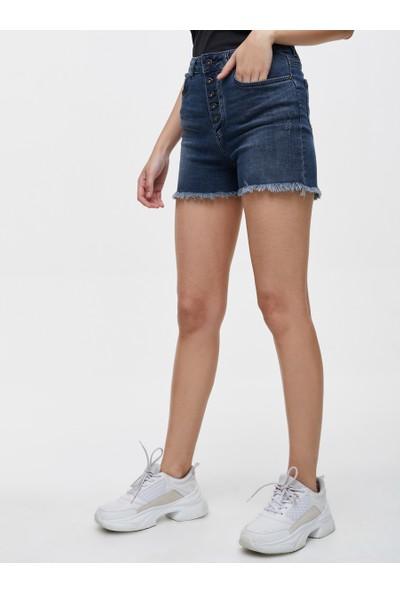 LTB Jepsen Wealth Wash Kadın Jeans Şort