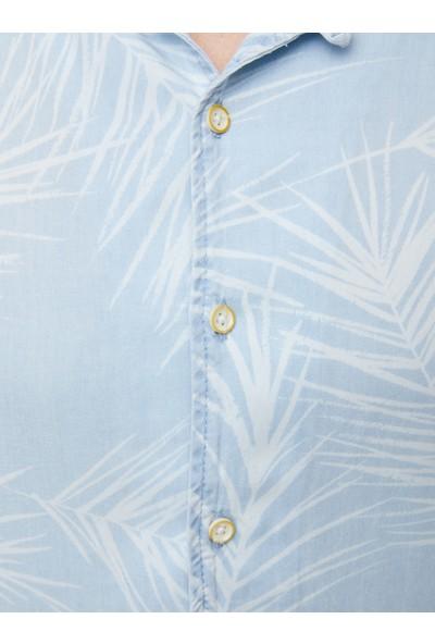 LTB Lary Light Palm Wash Erkek Gömlek