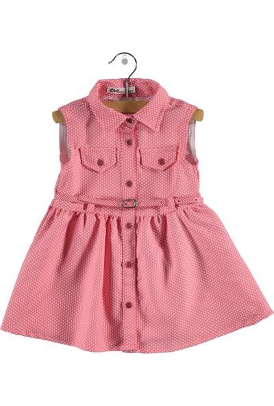 Civil Girls Kız Çocuk Elbise 2 - 5 Yaş Narçiçeği