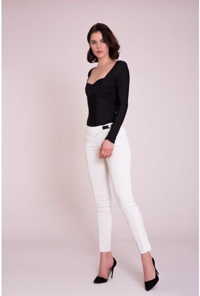 GIZIA Beyaz Pantolon