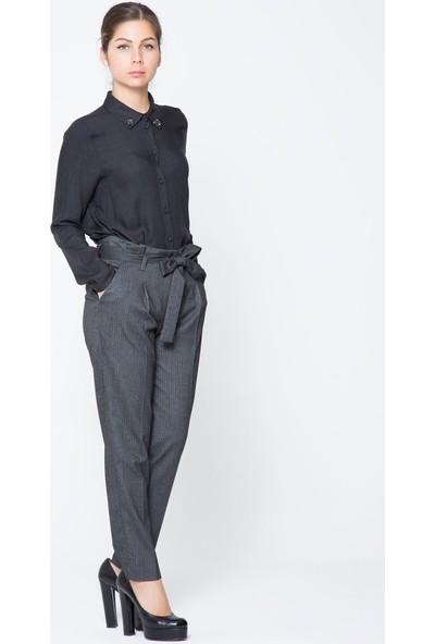 GIZIA Yüksek Bel Kumaş Pantolon