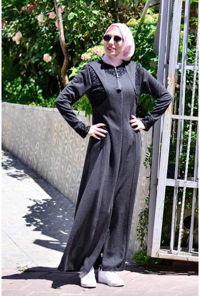 Sanat Giyim Kışlık Özel Tasarım Kadın Ferace