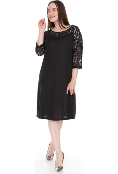 Lir Kadın Elbise Siyah