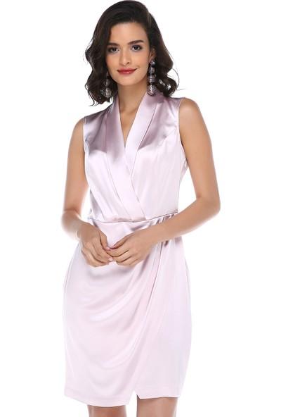 Graffin Kadın 8114 Pudra Elbise