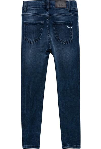 LTB Lonia G Crissy Wash Kız Çocuk Jeans