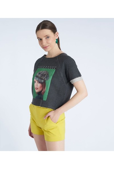Home Store Kadın Sweat - SwShirt 19250219031