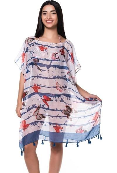 Axesoire 10770-1 Lacivert Pareo