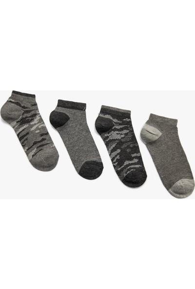Koton Erkek Çocuk 4'Lü Erkek Çocuk Çorap