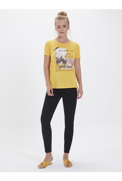 Loft 2022669 Kadın T-Shirt