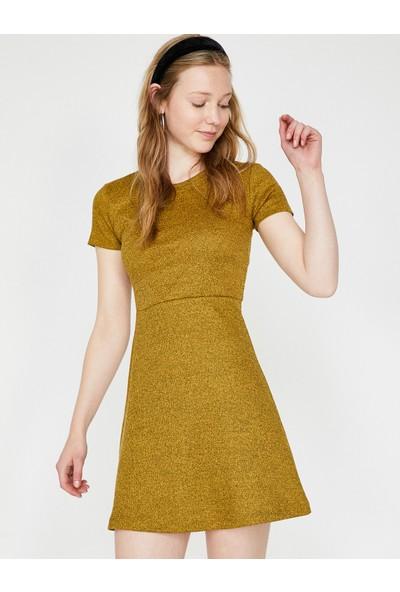 Koton Kadın Kısa Kollu Elbise