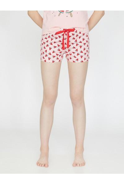 Koton Kadın Baskılı Pijama Takimi