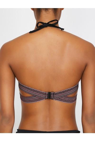 Koton Kadın Ektra Dolgulu Bikini Üstü