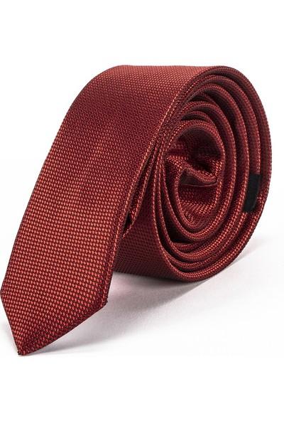 Tudors Armürlü Kırmızı Kravat