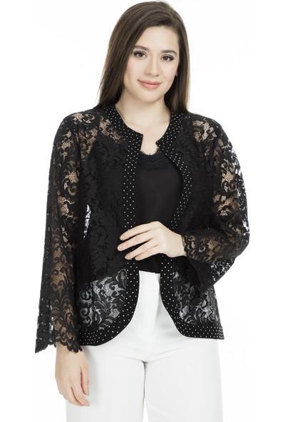 Mi Taşlı Ceket Kadın Ceket 37761634
