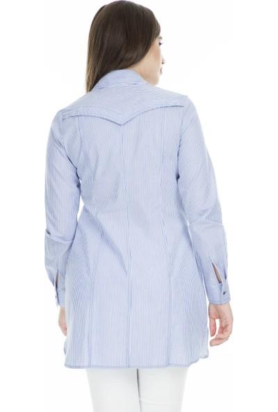 Garni Gömlek Kadın Gömlek 4421301
