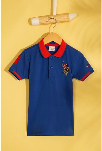 U.S. Polo Assn. Erkek Çocuk T-Shirt 50199224-Vr045
