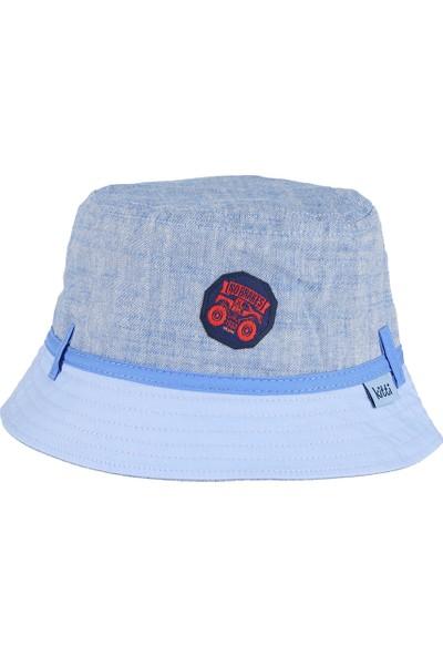 Kitti 1-4 Yaş Fötr Şapka