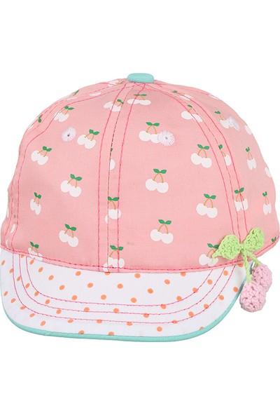 Kitti 0-18 Aylık Kız Çocuk Şapka