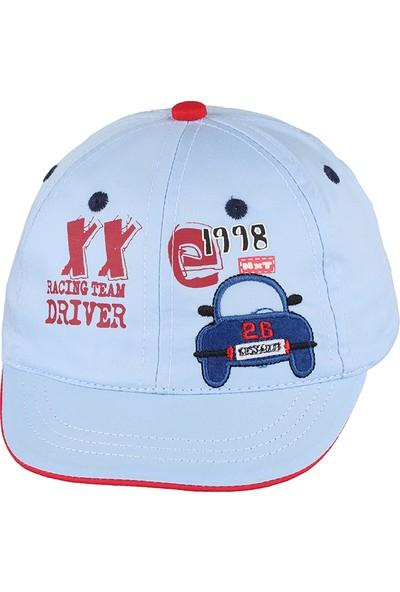 Kitti 1-4 Yaş Erkek Çocuk Şapka