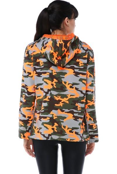 Ust Kadın Sweatshirt