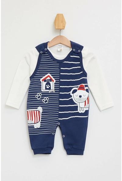 DeFacto Erkek Bebek Tulum Set