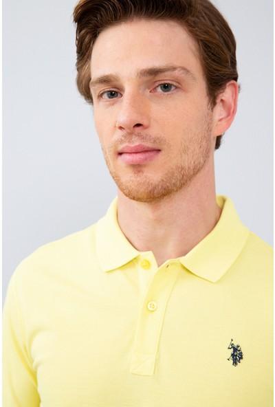 U.S. Polo Assn. Erkek T-Shirt 50199991-Vr035