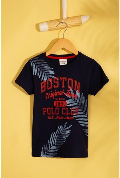 U.S. Polo Assn. Erkek Çocuk T-Shirt 50206229-Vr033