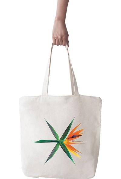 Angemiel Büyük EXO The War Albüm Logolu Alışveriş Plaj Bez Çanta