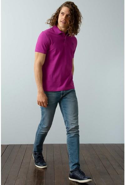 U.S. Polo Assn. Erkek T-Shirt 50199991-Vr037