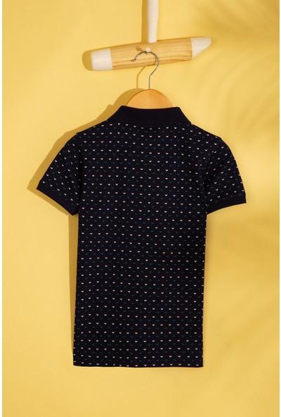U.S. Polo Assn. Erkek Cocuk T-Shirt 50206219-Vr033