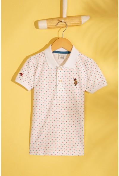 U.S. Polo Assn. Erkek Cocuk T-Shirt 50206219-Vr013