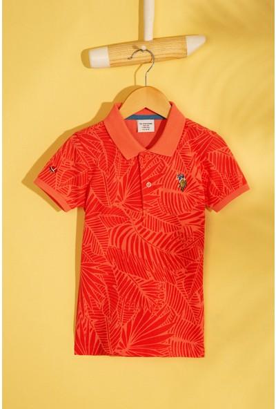 U.S. Polo Assn. Erkek Cocuk T-Shirt 50206217-Vr039