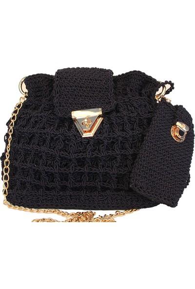 Avi Bags Zincir Omuz Askılı Kadın Çanta (Lrs225)