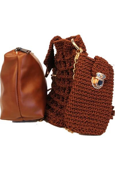 Avi Bags Zincir Omuz Askılı Kadın Çanta (Lrs226)
