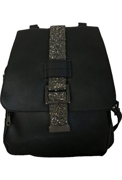 Avi Bags Füme Kadın Sırt Çantası (Lrs441)