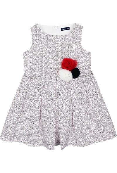 Karamela Kız Çocuk Selin Elbise