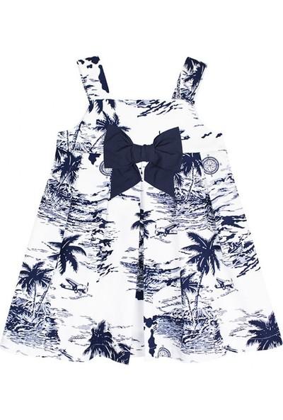 Karamela Kız Çocuk Florya Elbise