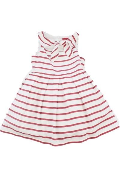 Karamela Kız Çocuk Sedef Elbise